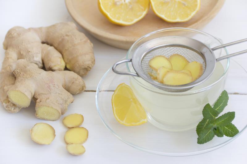чем полезен чай с имбирем для похудения